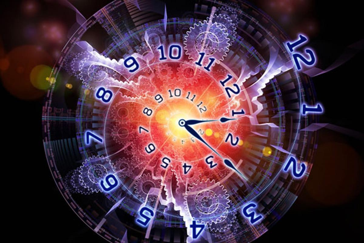 Время Бога