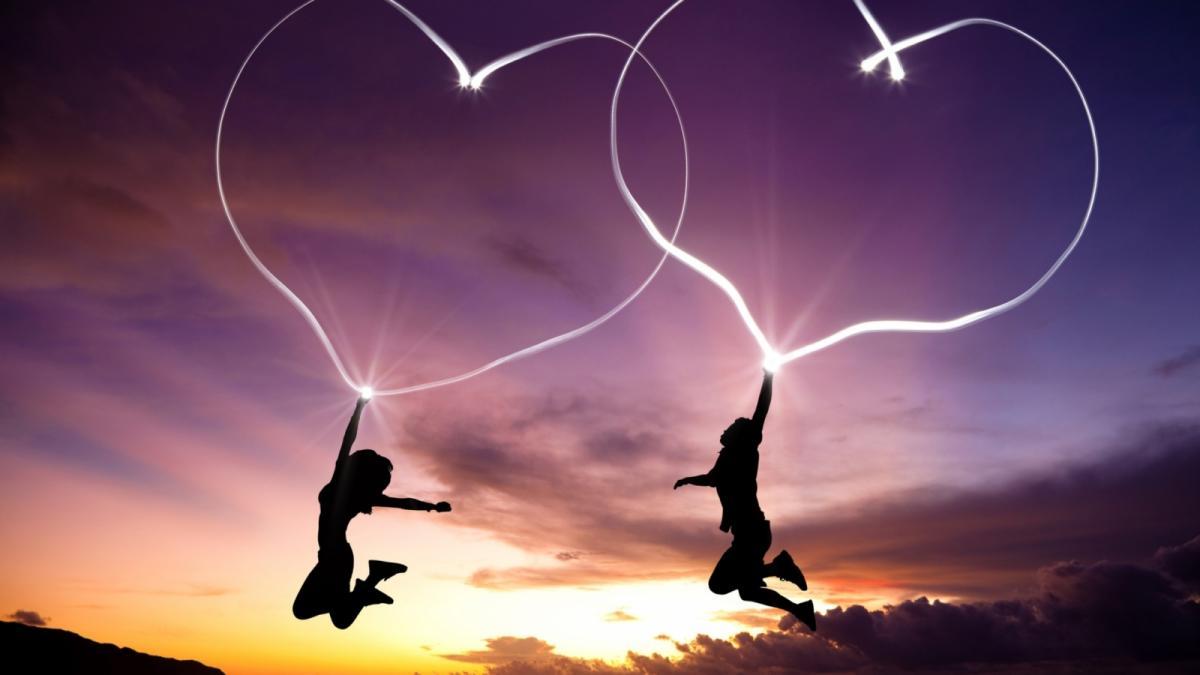 Любовь главный критерий Жизни