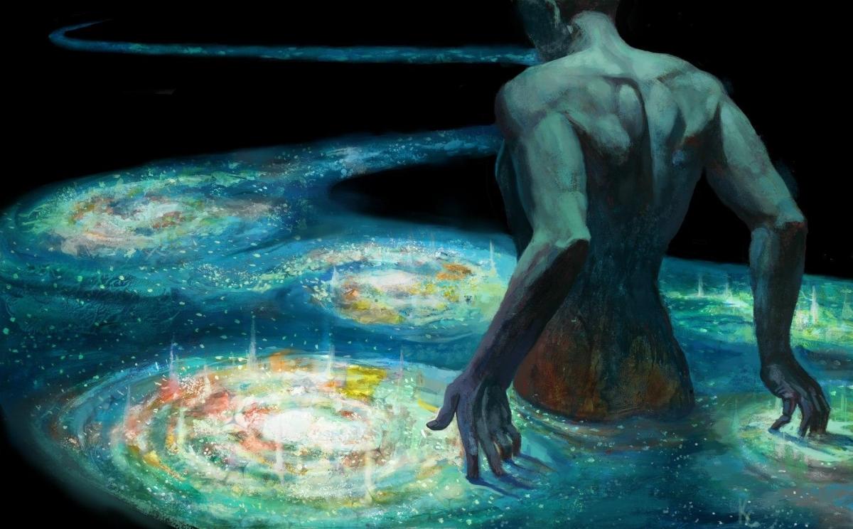 Внутренний Мир человека в сравнении с Внешним Миром