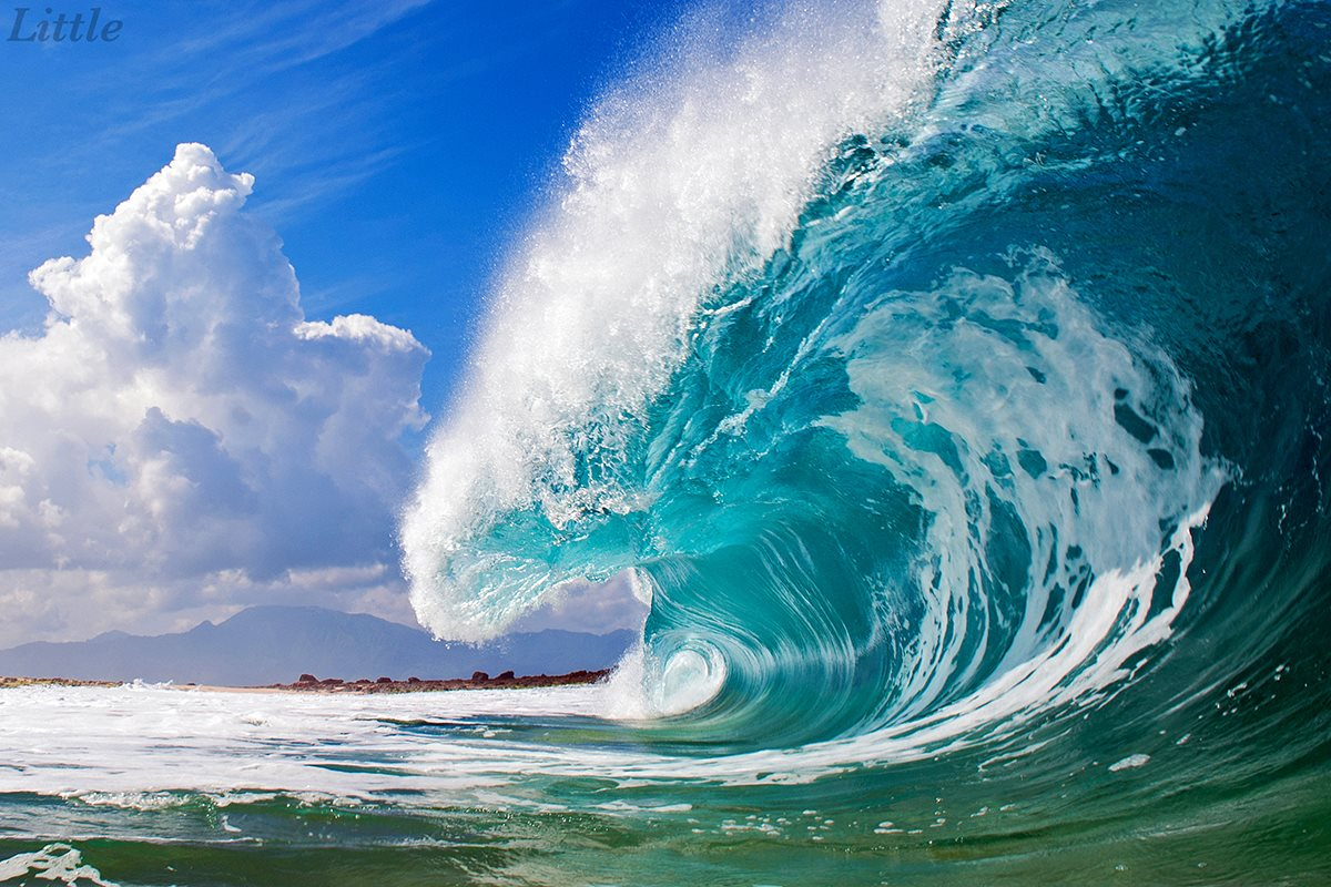 Медитация, дыхание моря